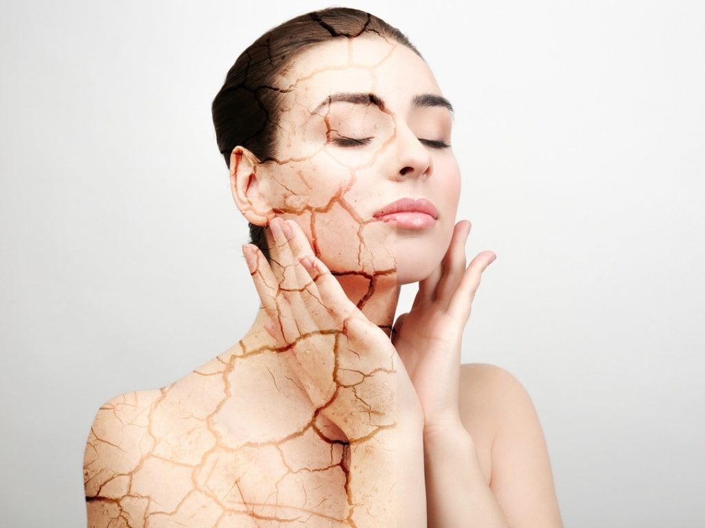 How To Replenish Dry Skin With Water Ways Of Dealing With Dry Skin Vogue Best Inspirations For Luxury Beauty Care