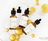 Nanoil top serum for redness